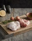 [백년백계] 닭 다리살(정육) 300g(냉장)