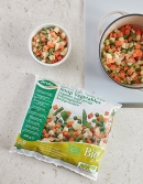 유기농 수프채소믹스 600g (냉동)